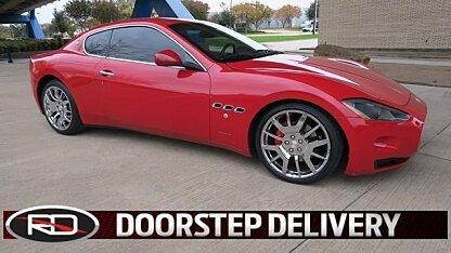 2008 Maserati GranTurismo Coupe for sale 100929647