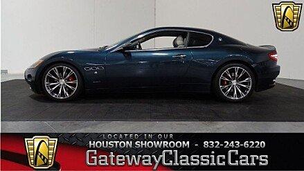 2008 Maserati GranTurismo Coupe for sale 100950741