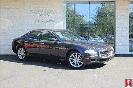 2008 Maserati Quattroporte for sale 100020324