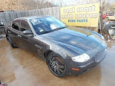2008 Maserati Quattroporte for sale 100289828