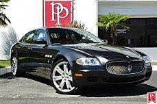 2008 Maserati Quattroporte for sale 100770576