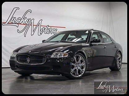 2008 Maserati Quattroporte for sale 100787197