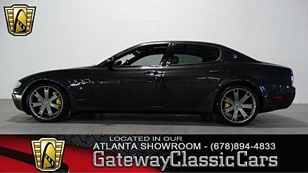 2008 Maserati Quattroporte for sale 100799687