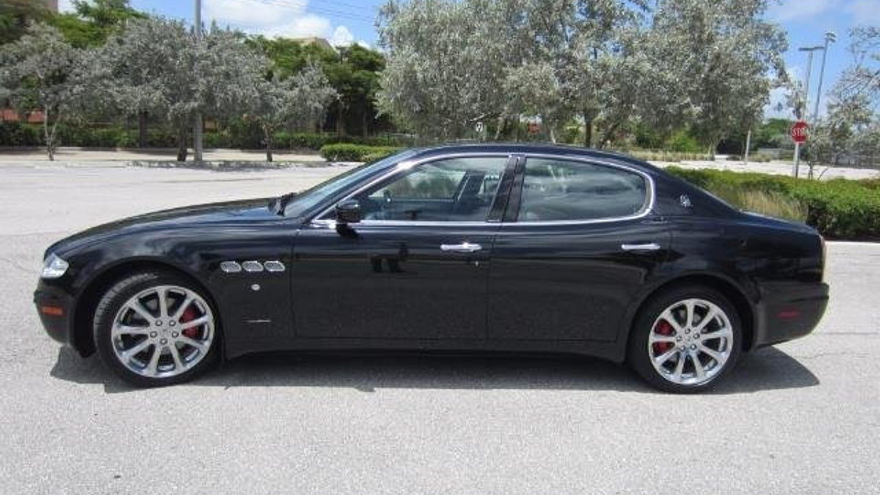 2008 Maserati Quattroporte for sale 100872872