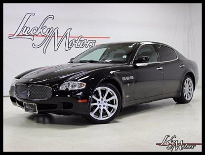 2008 Maserati Quattroporte for sale 100894296