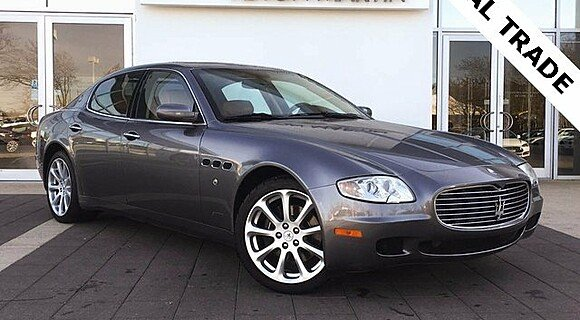 2008 Maserati Quattroporte for sale 100916078