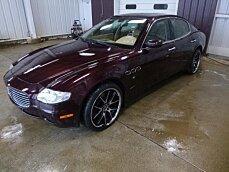 2008 Maserati Quattroporte for sale 100940406