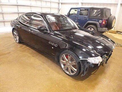 2008 Maserati Quattroporte for sale 100976768