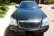 2008 Maybach 62 for sale 100758025