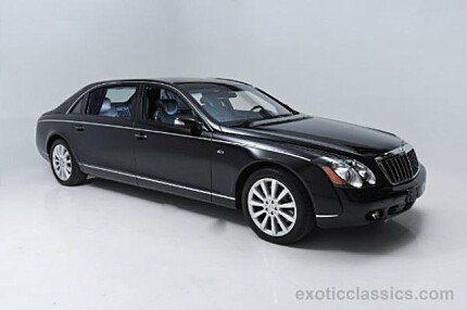2008 Maybach 62 S for sale 100848684