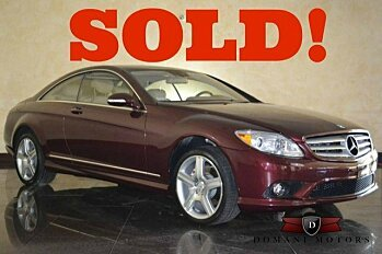 2008 Mercedes-Benz CL550 for sale 100874701