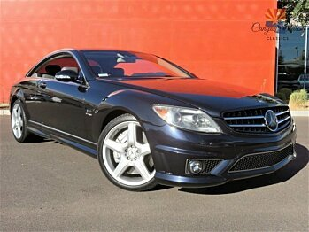 2008 Mercedes-Benz CL65 AMG for sale 100976643