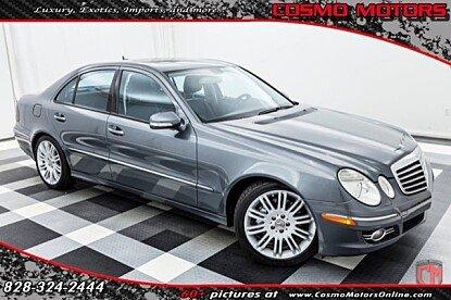 2008 Mercedes-Benz E550 Sedan for sale 100785190