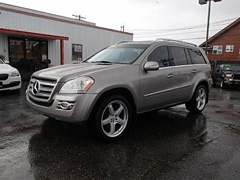 2008 Mercedes-Benz GL550 4MATIC for sale 100922797