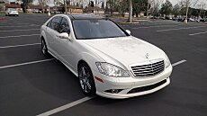 2008 Mercedes-Benz S550 for sale 100755021