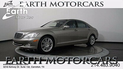 2008 Mercedes-Benz S550 for sale 100791256