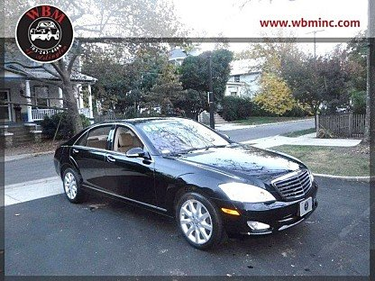 2008 Mercedes-Benz S550 4MATIC for sale 100819623