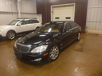 2008 Mercedes-Benz S550 4MATIC for sale 100987141