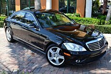 2008 Mercedes-Benz S550 for sale 100860677