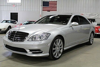 2008 mercedes benz s550 classics for sale classics on for Mercedes benz 2008 s550 for sale