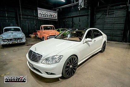 2008 Mercedes-Benz S550 4MATIC for sale 100873098