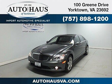 2008 Mercedes-Benz S550 for sale 100944008