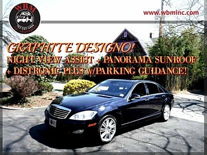 2008 Mercedes-Benz S550 4MATIC for sale 100976108