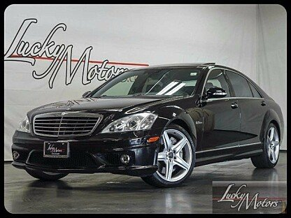 2008 Mercedes-Benz S63 AMG for sale 100780777