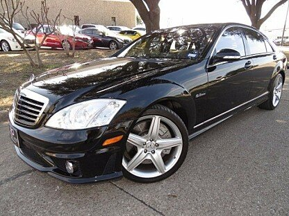 2008 Mercedes-Benz S63 AMG for sale 100847238
