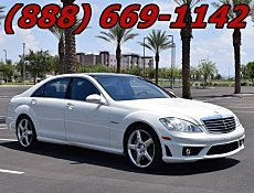 2008 Mercedes-Benz S63 AMG for sale 100888614