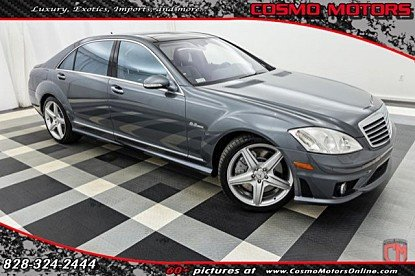 2008 Mercedes-Benz S63 AMG for sale 100961415