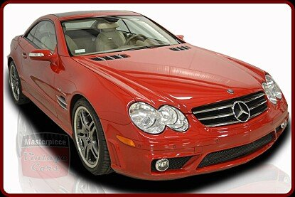 2008 Mercedes-Benz SL65 AMG for sale 100753561