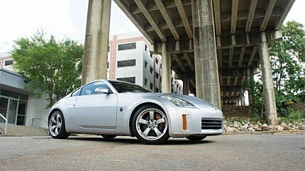 2008 Nissan 350Z Coupe for sale 100785616