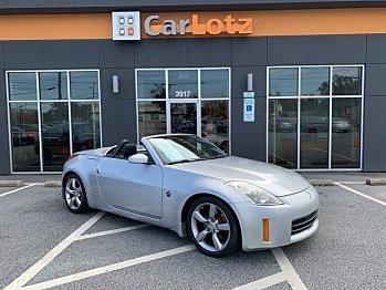 2008 Nissan 350Z Roadster for sale 101016882