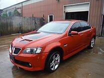 2008 Pontiac G8 for sale 100291916