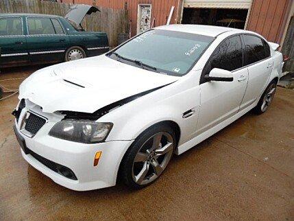 2008 Pontiac G8 GT for sale 100749821