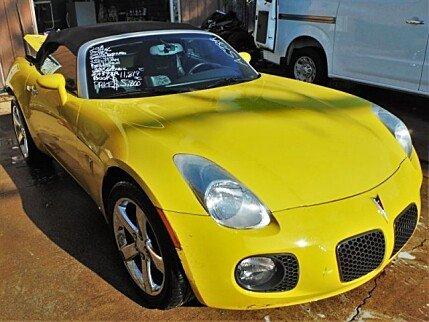 2008 Pontiac Solstice GXP Convertible for sale 100779512