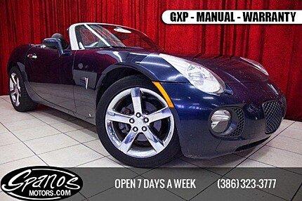 2008 Pontiac Solstice GXP Convertible for sale 100785090