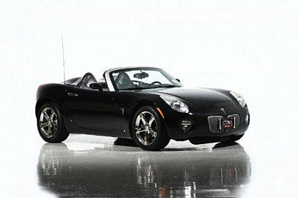 2008 Pontiac Solstice Convertible for sale 100889283