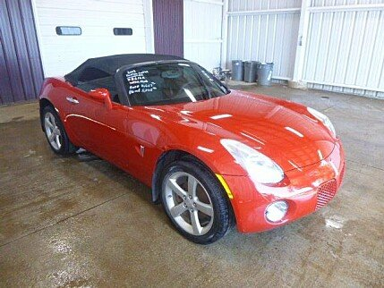 2008 Pontiac Solstice Convertible for sale 100891496