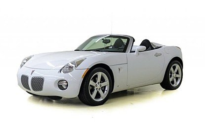 2008 Pontiac Solstice Convertible for sale 100913840