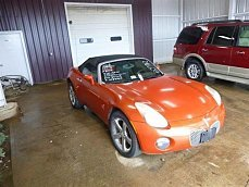 2008 Pontiac Solstice Convertible for sale 100982780