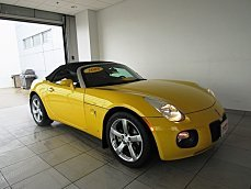 2008 Pontiac Solstice GXP Convertible for sale 101038319