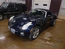 2008 Pontiac Solstice Convertible for sale 101055230