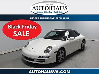 2008 Porsche 911 Cabriolet for sale 101004431
