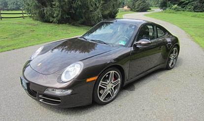 2008 Porsche 911 Coupe for sale 101022886