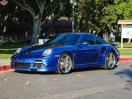 2008 Porsche 911 Turbo Coupe for sale 100915271