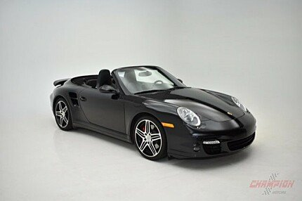 2008 Porsche 911 Turbo Cabriolet for sale 100929113