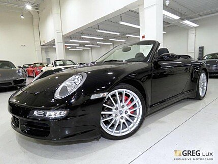 2008 Porsche 911 Cabriolet for sale 100952879
