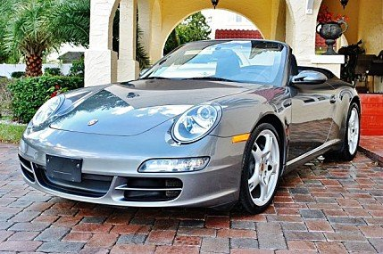 2008 Porsche 911 Cabriolet for sale 100953080